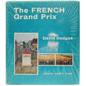 The French Grand Prix ...